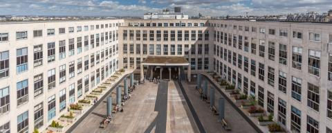 Университет Париж-Дофин - Paris Dauphine University - 1