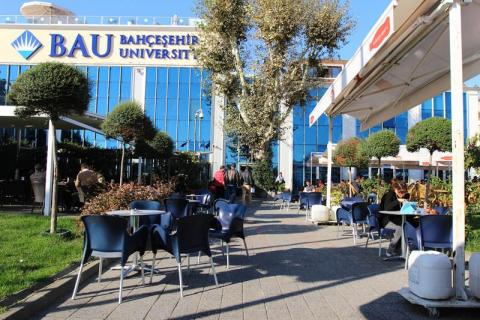 Университет Бахчешехир - Bahcesehir University - 1